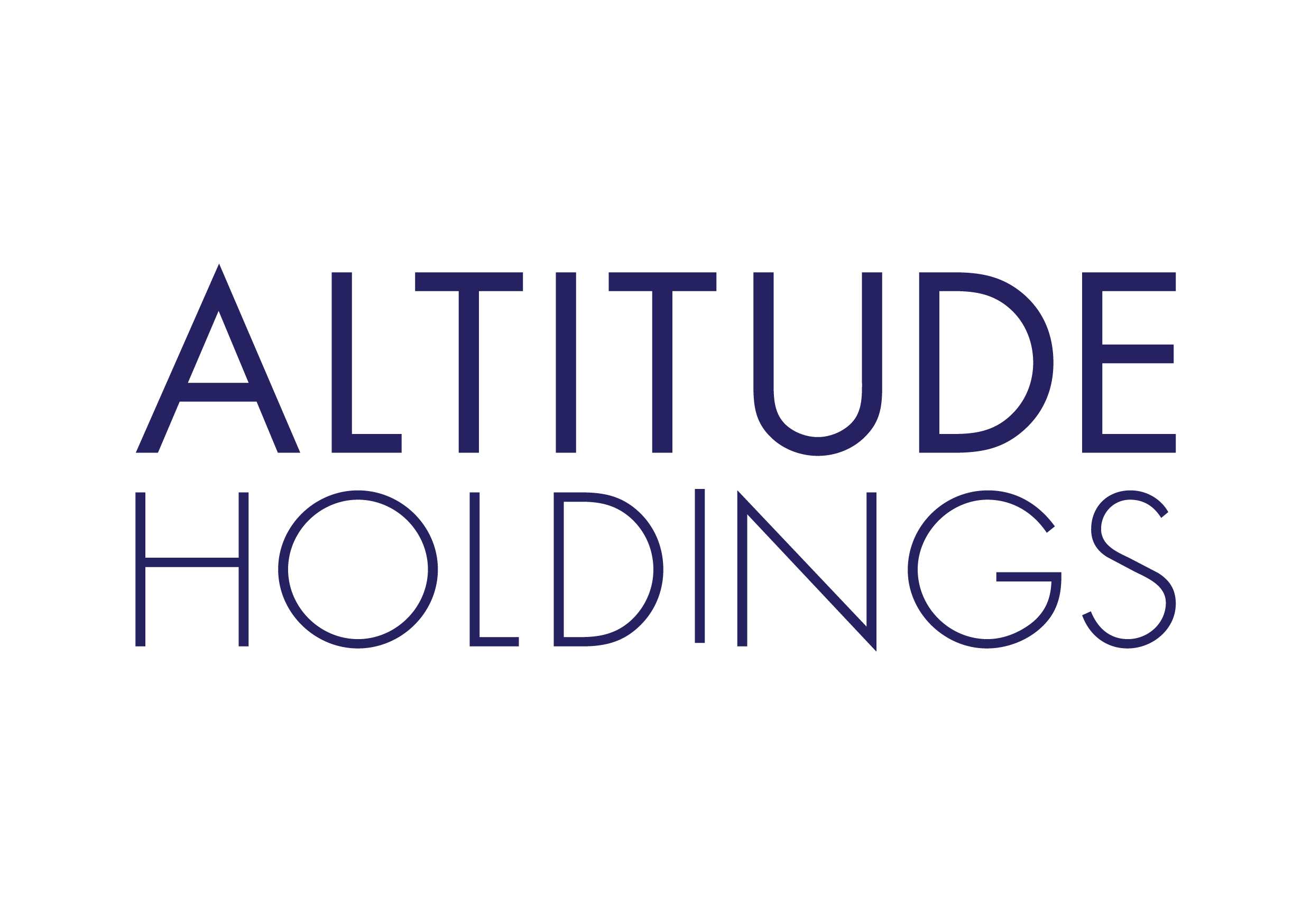 AltitudeHoldings Logo for Advanced And Safety
