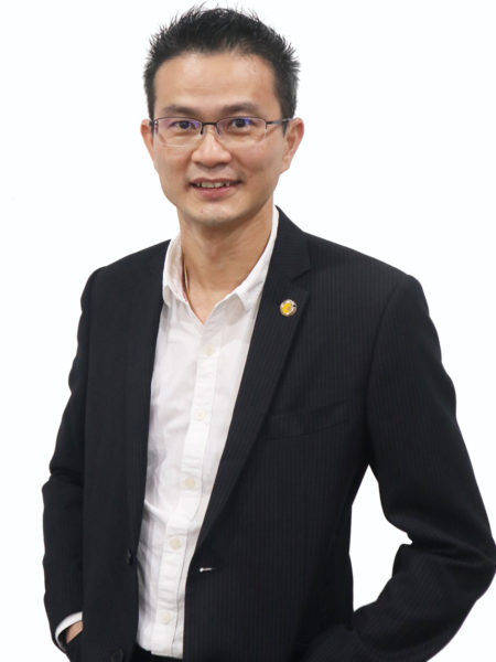 Ops Director HK Chong Image for Advanced And Safety