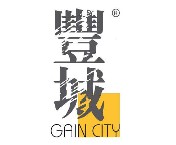GAIN CITY Logo For advanced and safety